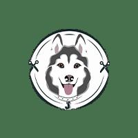 Salon za pse Jessie logotip raw digital agencija