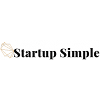Startup Simple logotip raw digital agencija